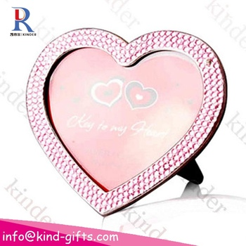rhinestone wedding souvenirs frame photo wedding photo frames walls wedding anniversary photo frame KDPF010