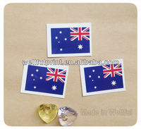 Australia Flag Tattoo Sticker for Fans (WF-6234)