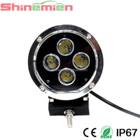 12V 24v Driving Worklight 40w led work light for Offroad, Tractor, Truck,AtV,UTV, Boat 4x4 4wd