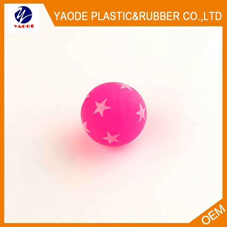 Factory supply good quality promotional rubber handballs