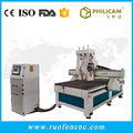 Delta Inverter vacuum table cnc router machine