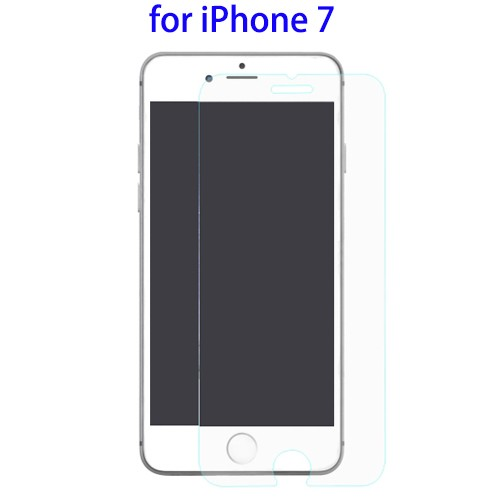 Low Price China Mobile Phone Screen Film For iPhone 7, Tempered Glass Screen Guard For iPhone 7 Screen Protector