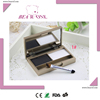 Makeup 2 colors eyebrow powder with brush