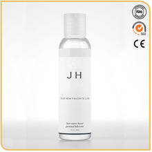 JH Highest Grade Lube Sex Silicone oil Lubricant for Increase Sex