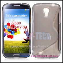 2013 TPU cover case for samsung s4, Colorful for for samsung s4 cover, for galaxy s4 manufacture