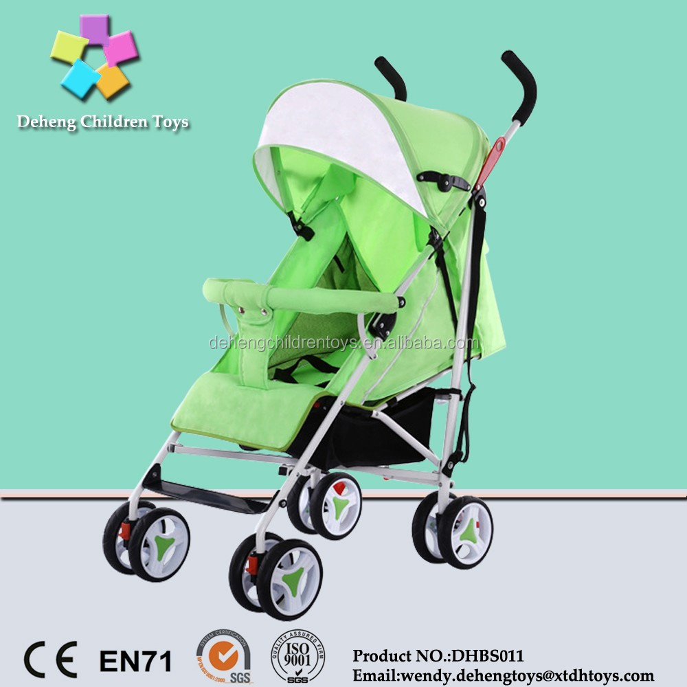 2016 The Most Popular Pram for Baby Kid Children with Reversible Handle and Verification