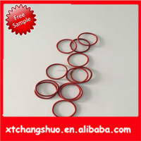 Different standard rubber o ring 33.5mm rubber watch case back o ring round gasket for casio