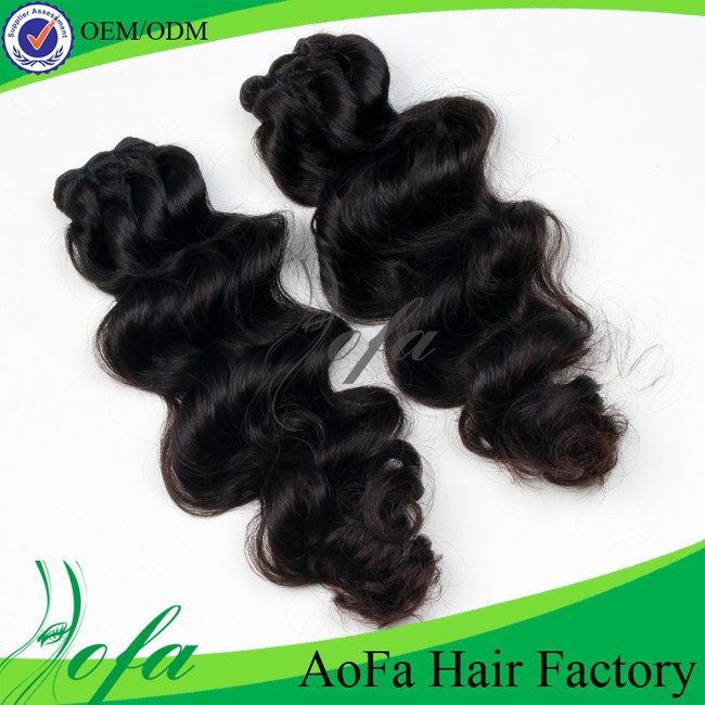 Online sale popular texture water wave brazilian hair extensions canada