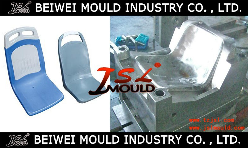 Good Quality Plastic Bus Chair mould manufacture
