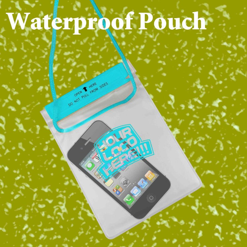Waterproof Phone Pouch for Sport Events