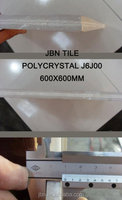 poly crystal double loading floor tiles building materials foshan factory