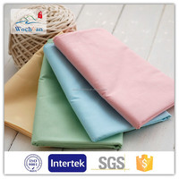 Polyester Cotton TC 80/20 90/10 T Bleached Dyed Pocketing Fabric