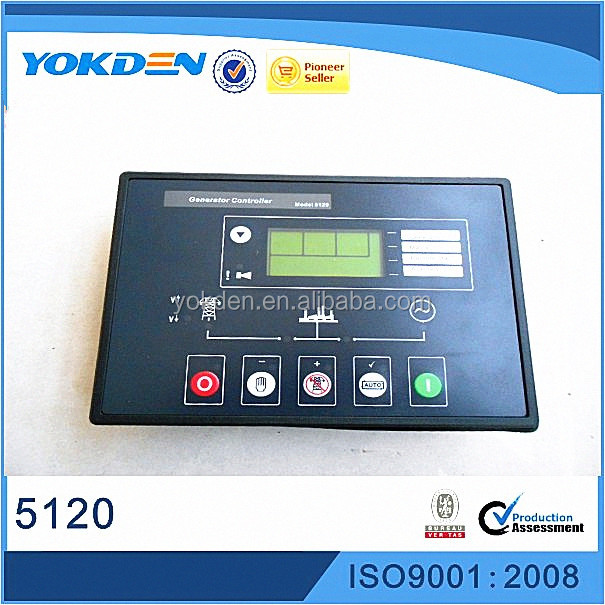 Engine Controller 5120 Generator Parts of Electrical Control Panel