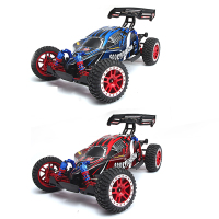 Professional competition 1/8 electric 4wd brushless rc truck