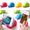 Portable Cute Elephant Shape Style Funny Cell Phone Holder for desk