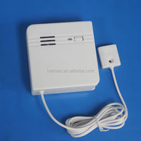 DC9-24V Network Wireless Water leakage detector/Home security HM-003BHC-DC