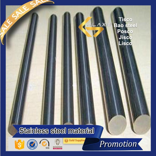 ASTM A276 AISI 310 Stainless steel bright round bar/steel rods manufacture direct sale (material)
