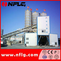 Low price high quality ready mixed concrete batching plant