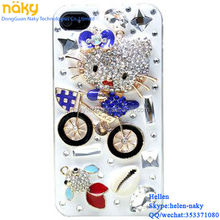 2014 wholesale fashion rhinestone phone case for phone case,cheap for iphone cases