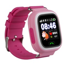 Factory OEM gps tracking system android kids smart watch 2017