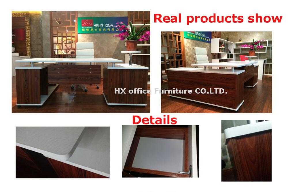 Maison de luxe mobilier de bureau contemporain hx sd table en