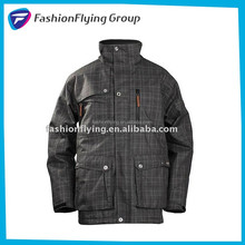 New Fashion High Quality Made In China Long Sleeve Fitted Jacket Softshell