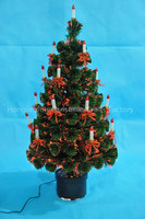90cm Eco-friendly Led Lights Artifical Christmas Tree, Indoor Holidays Christmas Tree Decoration