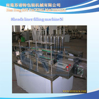 China Manufacturer Bottling Filling Machine With