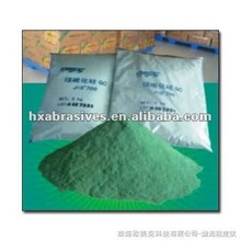 green silicon carbide F120 for diamond dust