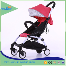 new model kangaroo baby sroller steel frame cheape stroller baby and safety seat belt for baby stroller