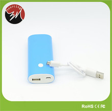 New Products OEM 5200mAh Power Bank Charger Universal Portable Mobile Phone Battery Charger