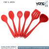 Yongly food grade cooking utensil set silicone kitchen product