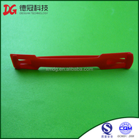 Alibaba China Wholesale Accept Customized Red Plastic Tool Handle