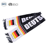 Screen Printing Satin Material Sports Scarf