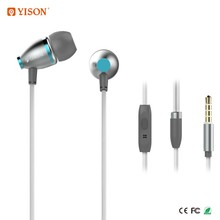 Wholesale earphone and headphone, sound proof headset, flat wired earphones
