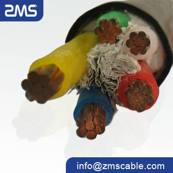 0.6/1KV XLPE Insulated Cable copper armoured cable 4 core 10mm 16mm 25mm 35mm