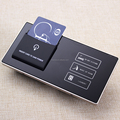 Touch Room Service Panel RFID card Energy Saving Switch Hotel Entrance Switch