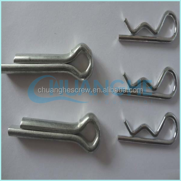In 2015 China best selling high-quality cheap hammer lock cotter pins