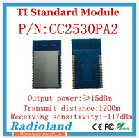 Radioland manufacturer CC2530 PA2 Zigbee module with whole price