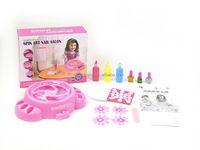 New Toys DIY B/O Spin Art Nail Salon For Kids , DIY TOYS