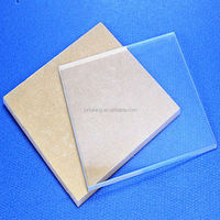 16mm uv transparent plastic sheet for outside building