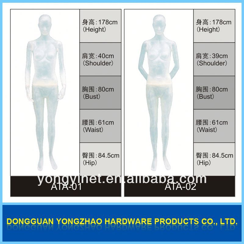 Factory price!!big breast female mannequins