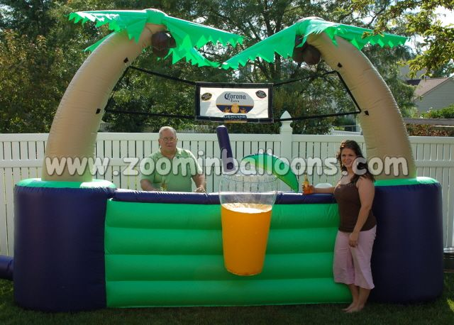 PVC inflatable temporary bar for sale N5021(2)
