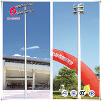 Factory price cool lifting LED high mast lighting price outdoor street lights & lightings