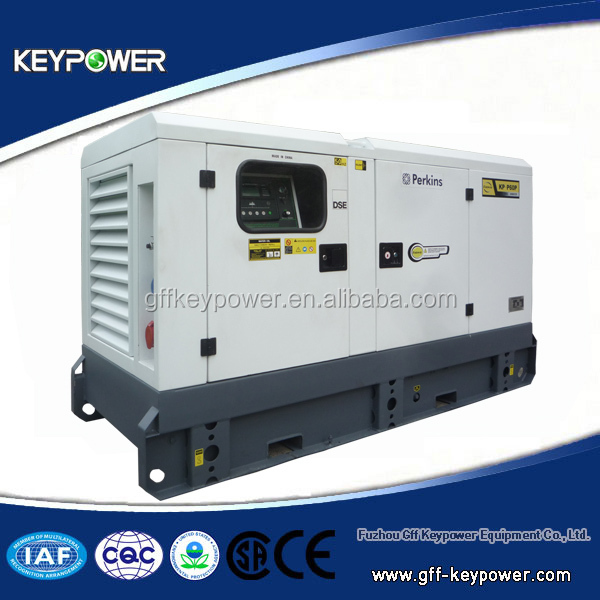 China Factory supply keypower 40 kva generator price