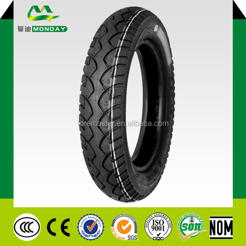 LOTOUR Brand tube tyres for motorcycle 3.50-12