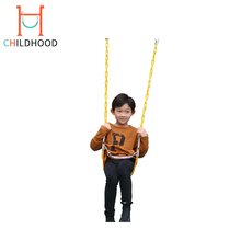 Patio Safety Durable Basket EVA Single Hanging Baby Swing