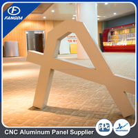 polypropylene Excellent honeycomb sandwich panel