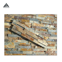 Stacked Tile 3d Panel Decorative Wall Veneer Stone Silicone Mould