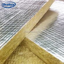 Rockwool with FSK aluminum foil facing insulation